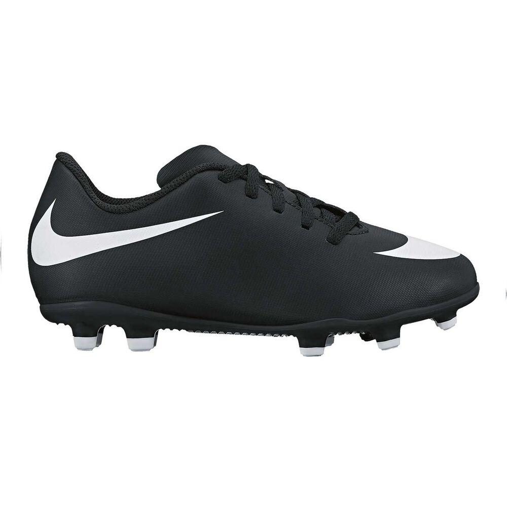 new styles 89d88 7f463 Nike Bravata II Junior Football Boots Blue   Wattle US 10 Junior, Blue    Wattle