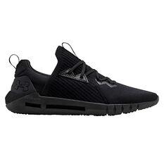 Under Armour HOVR SLK EVO Mens Casual Shoes Black US 7, Black, rebel_hi-res