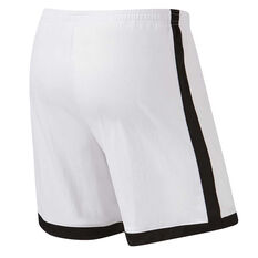 Nike Mens Dri-FIT Academy Football Shorts White S, White, rebel_hi-res