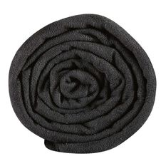 PTP L Dry Tech Yoga Towel L Dark Grey, , rebel_hi-res