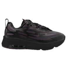 Nike Air Max Exosense Kids Shoes Black US 11, Black, rebel_hi-res