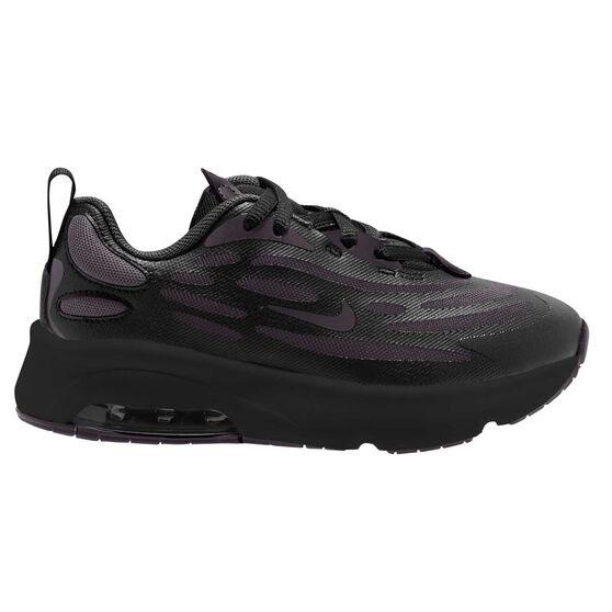 Nike Air Max Exosense Kids Shoes, Black, rebel_hi-res