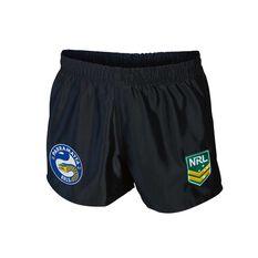 Parramatta Eels Mens Supporter Shorts, , rebel_hi-res