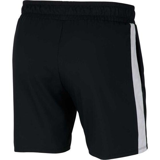 Nike Mens NikeCourt Dri-FIT Rafa Tennis Shorts, Black, rebel_hi-res
