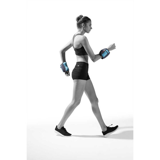 Celsius 3kg Adjustable Ankle Wrist Weights, , rebel_hi-res