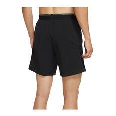 Nike Mens Dri-FIT Flex Rep Training Shorts Black S, Black, rebel_hi-res