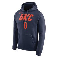 Oklahoma City Thunder Mens Russell Westbrook NBA Hoodie, , rebel_hi-res