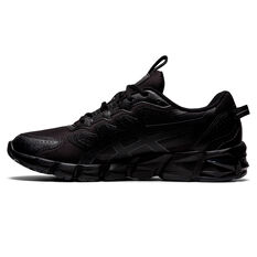 Asics GEL Quantum 90 Mens Casual Shoes Black US 7, Black, rebel_hi-res