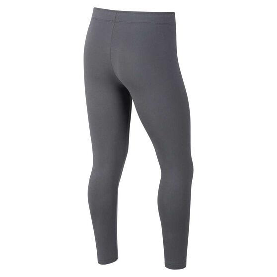 Nike Air Girls Leggings, Grey/Pink, rebel_hi-res