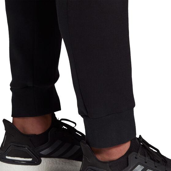 adidas Mens Must Haves Stadium Pants, Black, rebel_hi-res