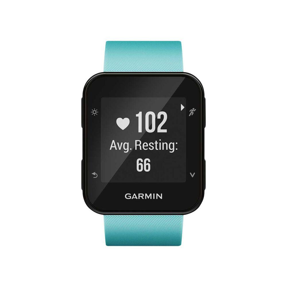 b60ea725 Garmin Forerunner 35 GPS Heart Rate Monitor Running Watch Frost Blue