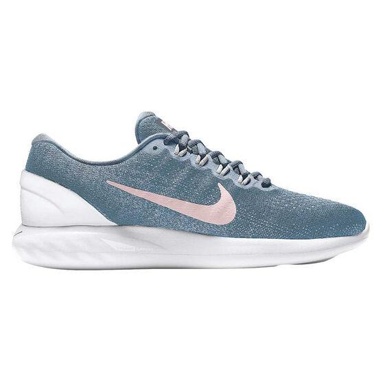buy popular 4d9d5 03150 Nike Lunarglide 9 Womens Running Shoes Purple   Orange US 8, Purple   Orange ,