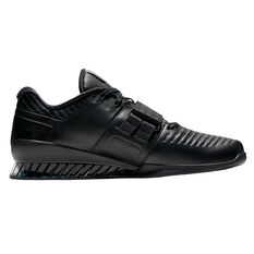 Nike Romaleos 3 XD Mens Training Shoes Black / Grey US 7, Black / Grey, rebel_hi-res