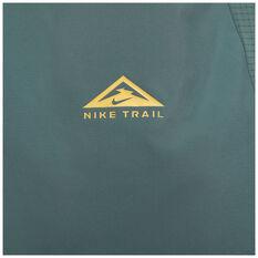 Nike Mens Dri Fit Rise 365 Tee, Blue, rebel_hi-res