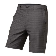 Quiksilver Mens Union Ripstop Amphibian Shorts Black 30, Black, rebel_hi-res
