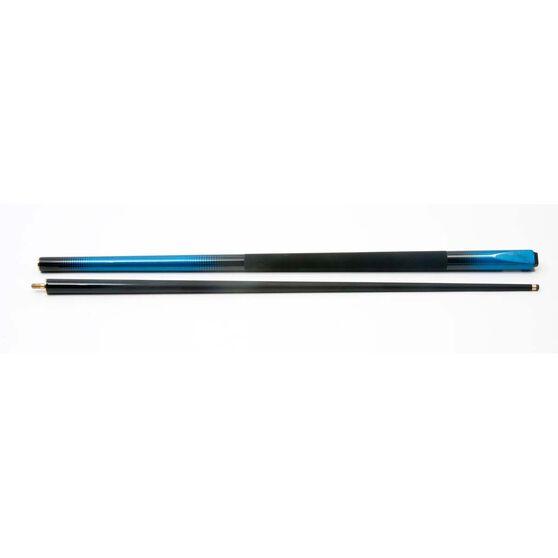 Pot Black Blue Viper Cue 2 Piece, , rebel_hi-res