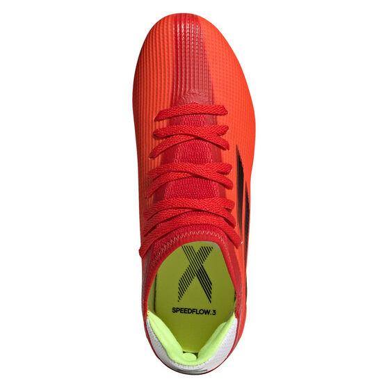 adidas X Speedflow .3 Kids Football Boots, Red, rebel_hi-res