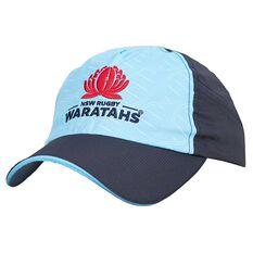 NSW Waratahs 2018 Training Cap Blue/Navy OSFA, , rebel_hi-res