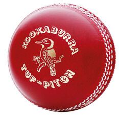 Kookaburra Tuff Pitch 156g Cricket Ball, , rebel_hi-res