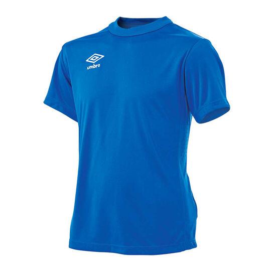 Umbro Kids League Knit Jersey, Royal Blue, rebel_hi-res