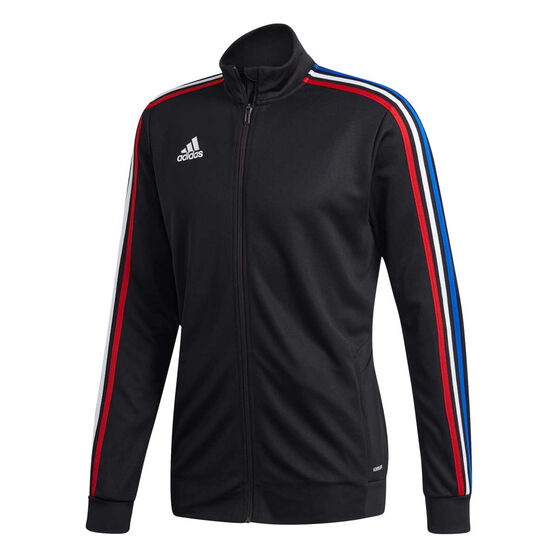 adidas Mens Tiro Track Jacket, Black, rebel_hi-res