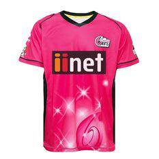 Sydney Sixers 2018 Mens On Field Replica Shirt, , rebel_hi-res