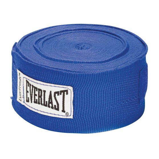 Everlast 180in Hand Wraps 180in Blue, , rebel_hi-res