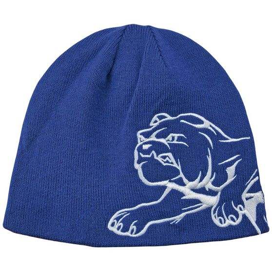 Western Bulldogs Reversible AFL Beanie OSFA, , rebel_hi-res