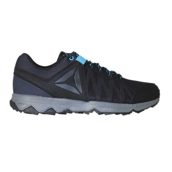 21f3526ef3c Reebok DMX Lite Katak Womens Walking Shoes Black   Blue US 8.5 ...
