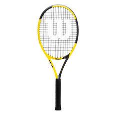 Wilson Volt BLX Tennis Racquet Yellow / Black 4 1/4in, Yellow / Black, rebel_hi-res