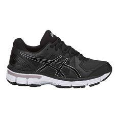 Asics Gel 800XTR Kids Cross Training Shoes Black US 1, Black, rebel_hi-res