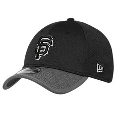 San Francisco Giants 39THIRTY Black Out Cap, , rebel_hi-res