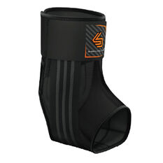 Shock Doctor Sonic Ankle Brace Black XS/S, Black, rebel_hi-res