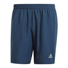 adidas Mens Run It Shorts Navy XS, , rebel_hi-res