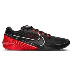 Nike React Metcon Turbo Mens Training Shoes Black US 7, Black, rebel_hi-res