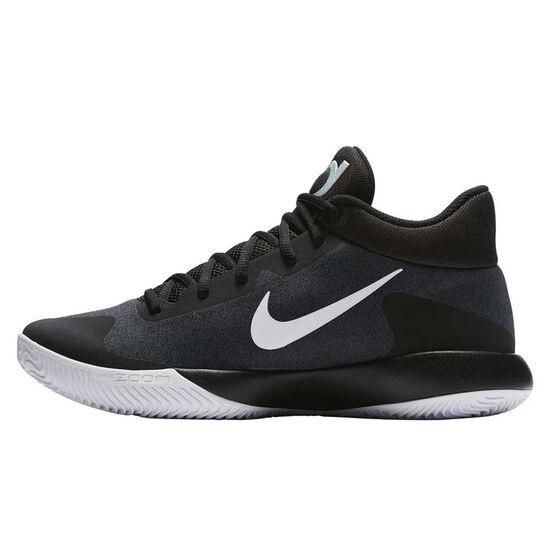 new styles ba3ae d1d33 Nike KD Trey 5 Mens Basketball Shoes Black   White US 9, Black   White