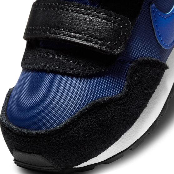 Nike MD Valiant Toddlers Shoes, Navy/Blue, rebel_hi-res