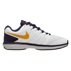 Nike Air Zoom Prestige Mens Tennis Shoes White US 7, White, rebel_hi-res