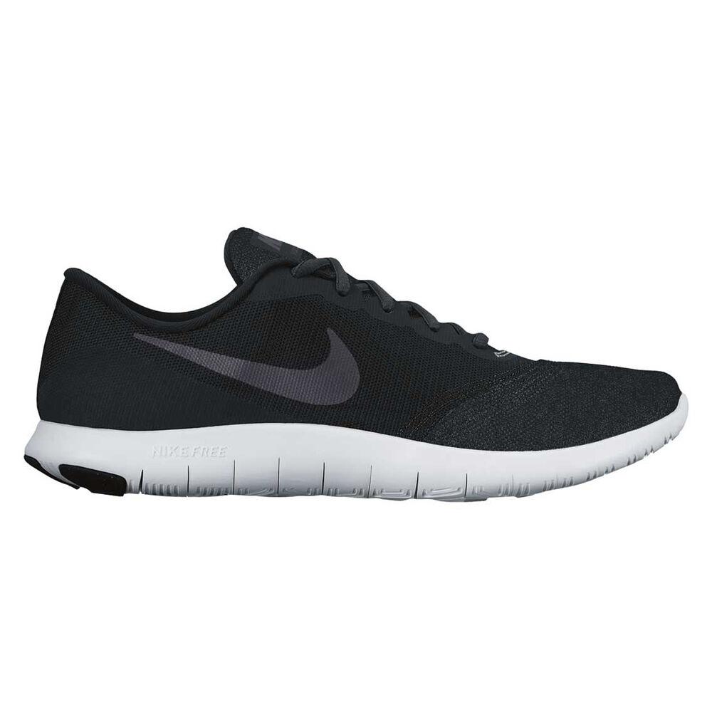 efabea5e50528 Nike Flex Contact Mens Running Shoes Black   Grey US 10
