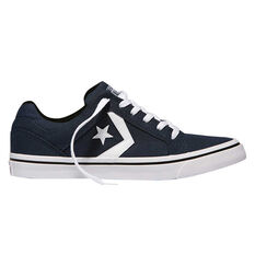 Converse El Distrito Mens Casual Shoes Navy US 7, Navy, rebel_hi-res