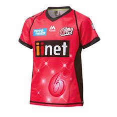 Sydney Sixers 2019 Kids Jersey Magenta 8, Magenta, rebel_hi-res