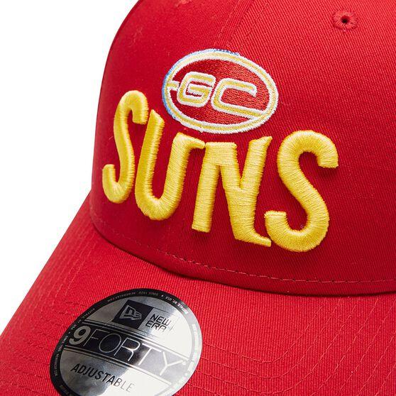 Gold Coast Suns 9Forty Media Cap OSFA, , rebel_hi-res