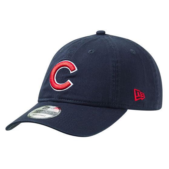 Chicago Cubs New Era 9TWENTY Washed Cap, , rebel_hi-res
