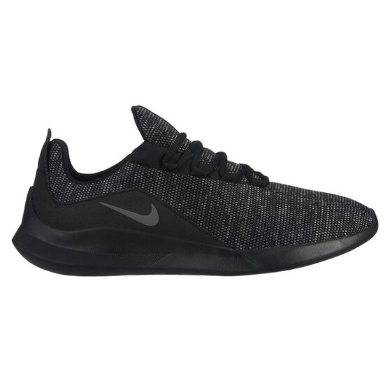 Nike Viale Premium Mens Casual Shoes Black / Grey US 8, Black / Grey, rebel_hi-res