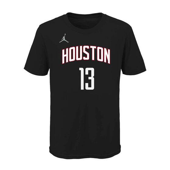 Jordan Houston Rockets James Harden 2020/21 Kids Statement Tee, , rebel_hi-res