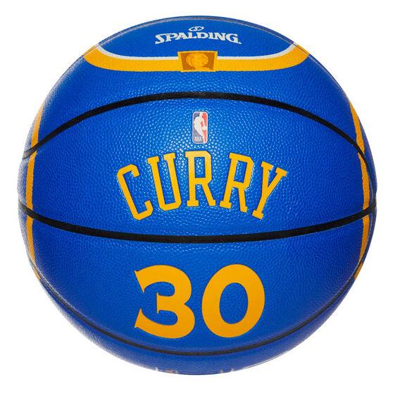 Spalding NBA Steph Curry Jersey Basketball, , rebel_hi-res