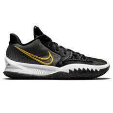Nike Kyrie Low 4 Basketball Shoes Black US 7, Black, rebel_hi-res