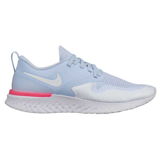 Nike Odyssey React Flyknit 2 Womens Running Shoes Black / White US 11, , rebel_hi-res
