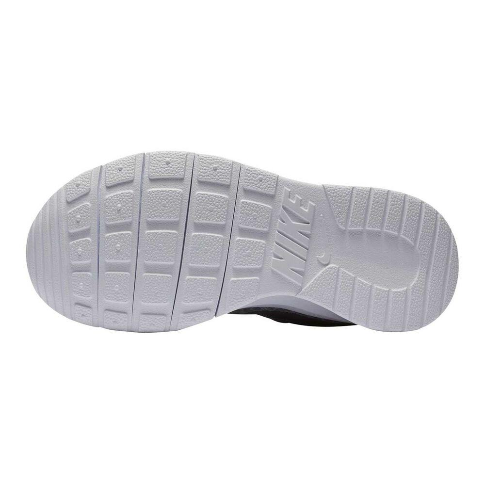 042997042e2e8a Nike Tanjun Junior Girls Casual Shoes Grey   White US 11
