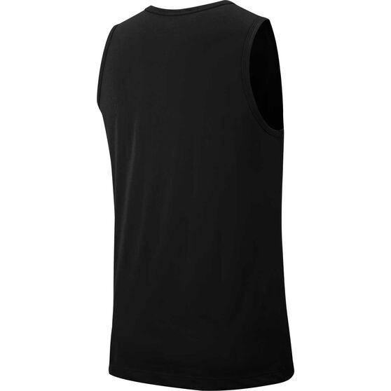 Nike Mens Sportswear JDI Tank, Black, rebel_hi-res